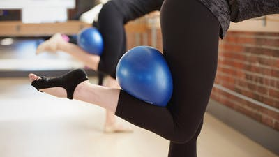 Barre Body Fit with Crystal 45 mins by Barre Body Studio