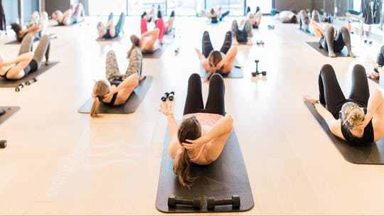 MAT WORKOUTS by Barre Body Studio