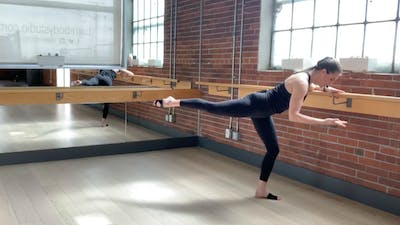 Barre Body Essentials #2 with Emma C by Barre Body Studio