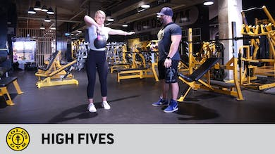 High Fives by Gold's Gym Anywhere