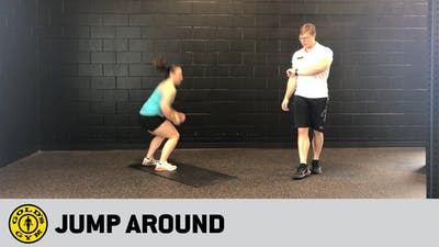 Jump Around by Gold's Gym Anywhere