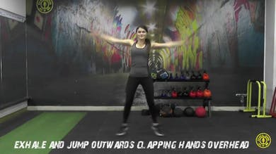 Jumping Jack by Gold's Gym Anywhere