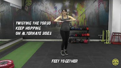Torso Twist by Gold's Gym Anywhere