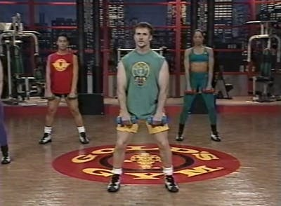 VHS - Upper Body Sculpting by Gold's Gym Anywhere