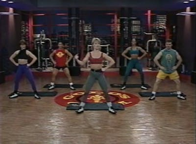 VHS - Lower Body Sculpting by Gold's Gym Anywhere