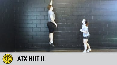ATX HIIT II by Gold's Gym Anywhere