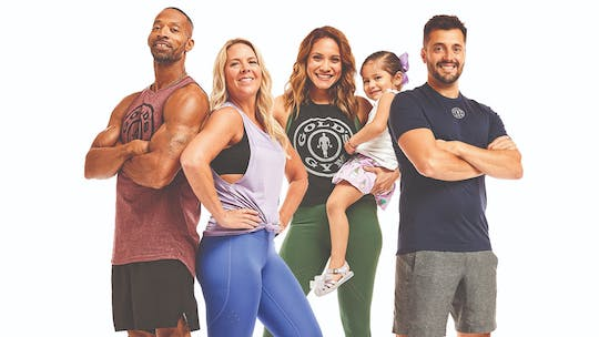 Family Strong by Gold's Gym Anywhere