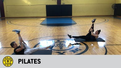 Pilates by Gold's Gym Anywhere