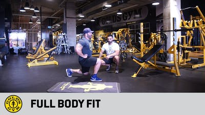 Full Body Fit by Gold's Gym Anywhere