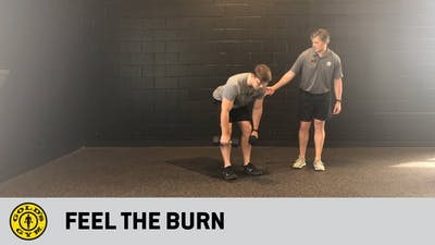 Feel the Burn by Gold's Gym Anywhere