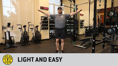 Light and Easy by Gold's Gym Anywhere
