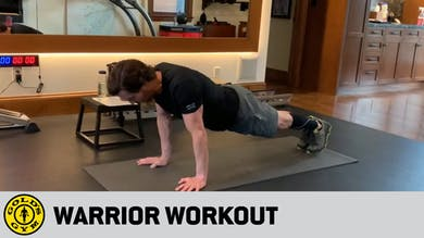 Warrior Workout - Tony Horton by Gold's Gym Anywhere