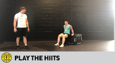 Play The HIITs by Gold's Gym Anywhere