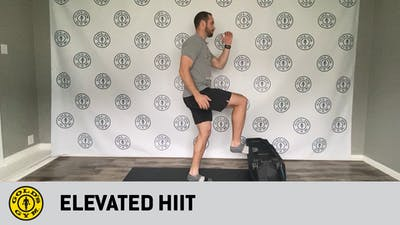 Elevated HIIT by Gold's Gym Anywhere