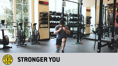 Stronger You by Gold's Gym Anywhere