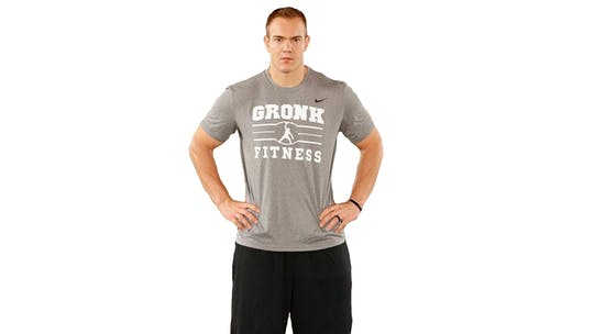 Gold's Gym Exclusive - Chris Gronkowski by Gold's Gym Anywhere