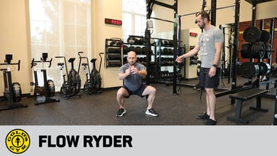 Flow Ryder by Gold's Gym Anywhere