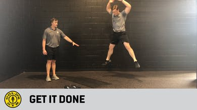Get it Done by Gold's Gym Anywhere