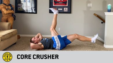 Episode 2: Core Crusher by Gold's Gym Anywhere
