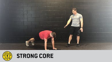 Strong Core I by Gold's Gym Anywhere