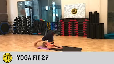 Yoga Fit 27 by Gold's Gym Anywhere