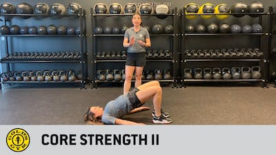 Core Strength II by Gold's Gym Anywhere