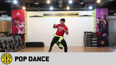 Pop Dance by Gold's Gym Anywhere