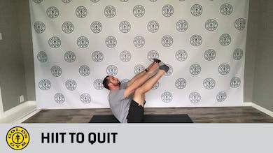HIIT to Quit by Gold's Gym Anywhere