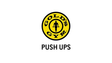 Push Ups by Gold's Gym Anywhere