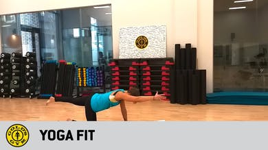 Yoga Fit by Gold's Gym Anywhere