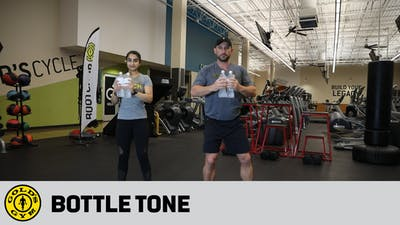Bottle Tone by Gold's Gym Anywhere
