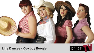 Cowboy Boogie Line Dance by Dance TV LLC