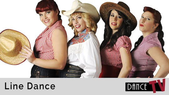 Line Dances by Dance TV LLC