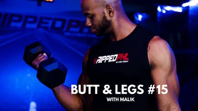 Butt and Legs #15 (with Malik) by RippedPHL On Demand
