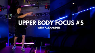 Upper Body Focus #5 (with Alexander) by RippedPHL On Demand
