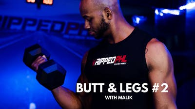 Butt and Legs #2 (with Malik) by RippedPHL On Demand