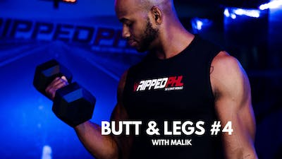 Butt & legs #4 (with Malik) by RippedPHL On Demand
