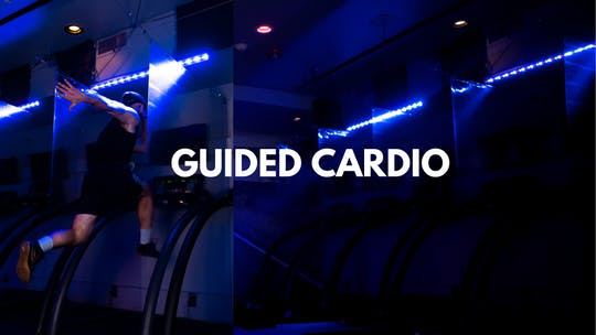 Guided Cardio by RippedPHL On Demand