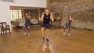 Full Workout with Ian Waite by FitSteps LTD