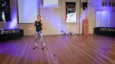 American smooth with Leah by FitSteps LTD