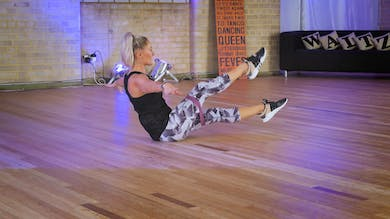 Toning Ab's Workout with Deb by FitSteps LTD