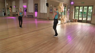 Tutorial: Learn Cha Cha Cha with Natalie Lowe by FitSteps LTD