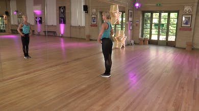 Tutorial: Learn Samba with Natalie Lowe by FitSteps LTD