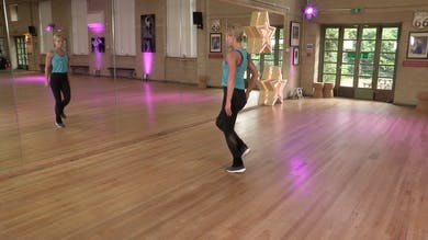 Tutorial: Learn The Paso Doble with Natalie Lowe by FitSteps LTD