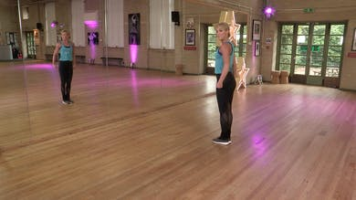 Tutorial: Learn The Viennese Waltz with Natalie Lowe by FitSteps LTD