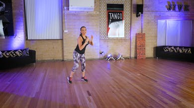 Cha Cha Cha with Leah by FitSteps LTD