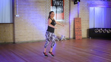 Paso doble with Leah by FitSteps LTD