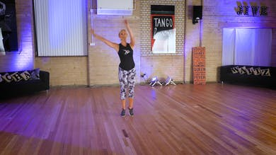 American smooth with Rach by FitSteps LTD