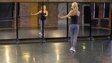 Tutorial: Learn the Quickstep with Natalie Lowe by FitSteps LTD