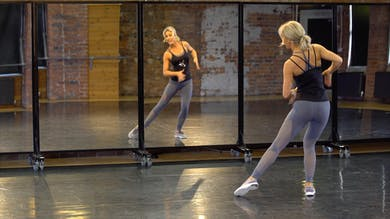 Tutorial: Learn Cha Sway with Natalie Lowe by FitSteps LTD